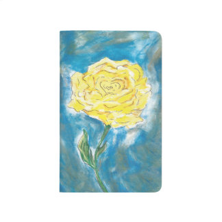 Yellow Rose Journal (lined)