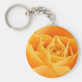 Yellow Rose keychain
