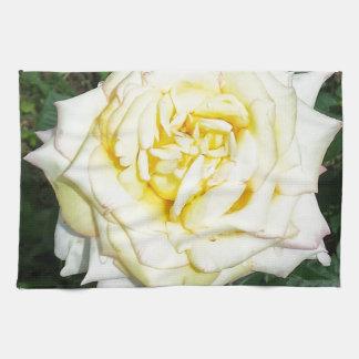 Yellow Rose Kitchen Towel