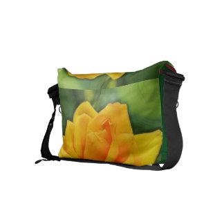 Yellow Rose Small Messenger Bag