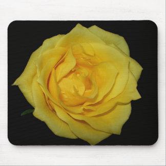 Yellow Rose Mousepad