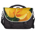 Yellow Rose of Friendship Bags For Laptop