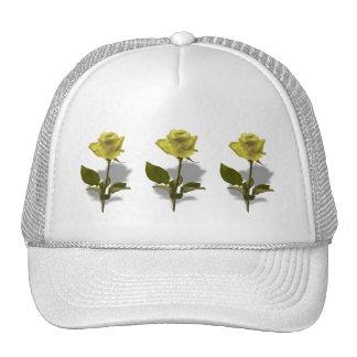 Yellow Rose of Friendship Trucker Hat