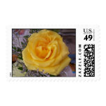 Yellow Rose of Friendship Postage