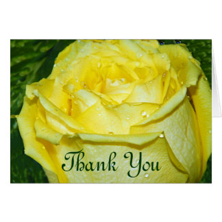 Yellow Rose of Love_ Card
