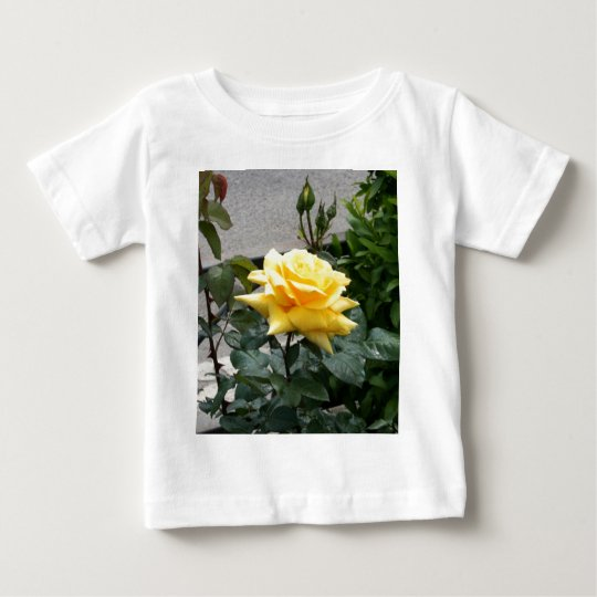 Yellow Rose of Texas Baby T-Shirt