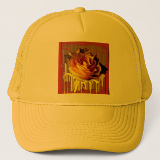 Yellow Rose of Texas by sharles Trucker Hat