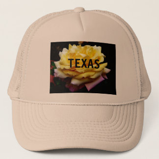 Yellow Rose of Texas Cap
