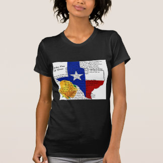 Yellow Rose of Texas Civil War Song T-Shirt