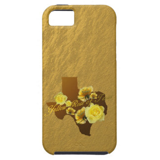 Yellow Rose of Texas IPhone 5 Case