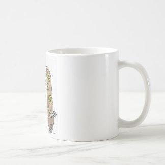 Yellow Rose of Texas Classic White Coffee Mug