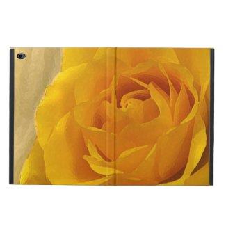 Yellow Rose Petals Powis iPad Air 2 Case
