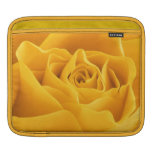 Yellow Rose Petals Sleeve For iPads