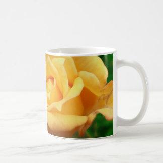 Yellow Rose Photo Coffee Mug