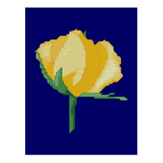 Yellow Rose Post Cards