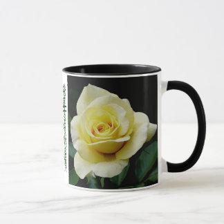 Yellow Rose Ringer Coffee mug