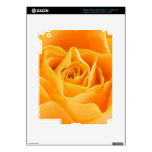 Yellow Rose Skins For iPad 3