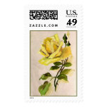 Yellow Rose Stamps