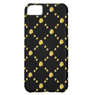 Yellow Rosebuds iPhone 5C Cases