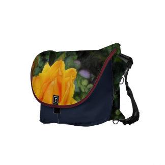 Yellow Roses Messenger Bag