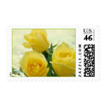 Yellow Roses Postage