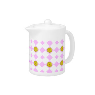 Yellow Roses Teapot
