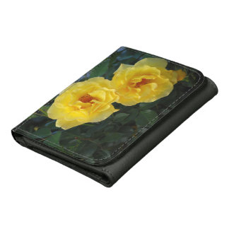 Yellow Roses Wallet