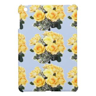 Yellow Roses Wedding Items iPad Mini Covers