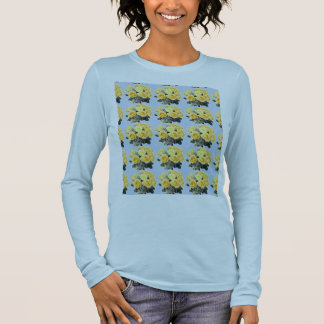 Yellow Roses Wedding Items Long Sleeve T-Shirt