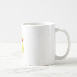 Yellow Rubber Duck Coffee Mug