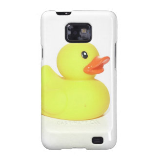 Yellow Rubber Duck Galaxy S2 Cover