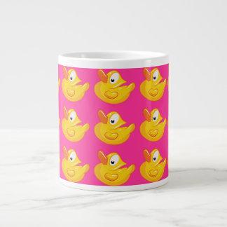 Yellow Rubber Duck Giant Coffee Mug