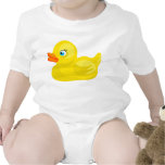 Yellow Rubber Duck Tee Shirts