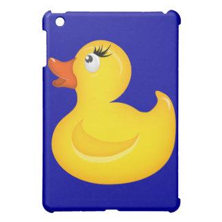Yellow Rubber Duckies iPad Mini Covers
