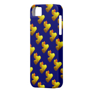 Yellow Rubber Duckies iPhone Cases