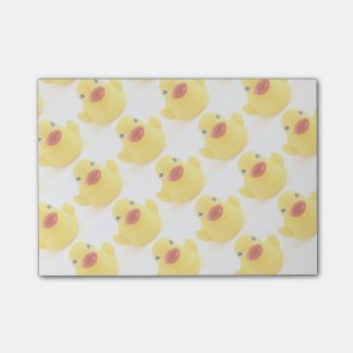 Yellow Rubber Ducklings Post-it® Notes