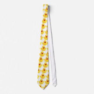 *Yellow Rubber Ducks Neck Tie