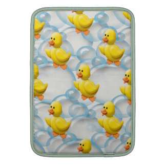 Yellow Rubber Ducky 13 Inch MacBook Air Sleeve