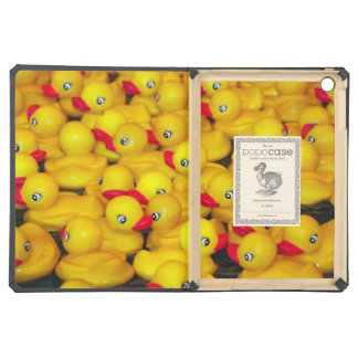 Yellow rubber ducky ipad air DODO case Cover For iPad Air