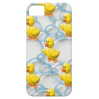 Yellow Rubber Ducky  iPhone 5 Barely There Case