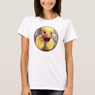 Yellow Rubber Ducky Needs a Bath! T-Shirt