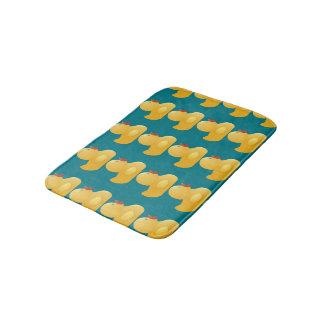 Yellow Rubberduck Bath Mat