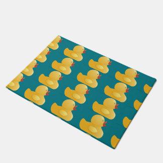 Yellow Rubberduck Doormat