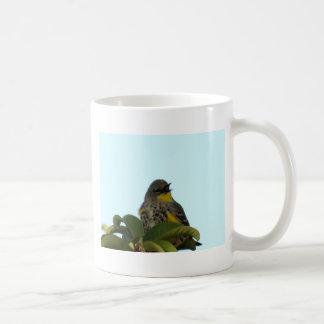 Yellow Rumped Warbler 2 Mug