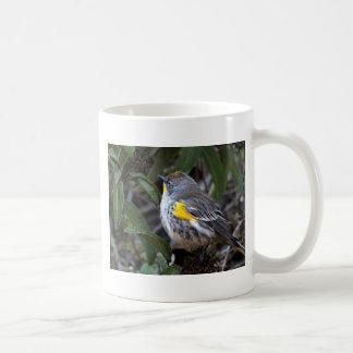Yellow Rumped Warbler 7 Coffee Mugs