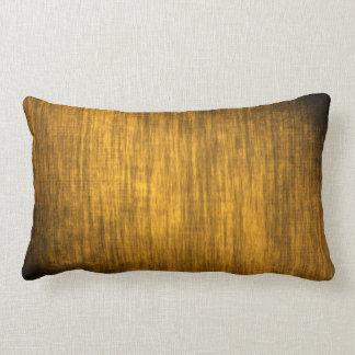 Yellow sample cushion