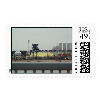 Yellow Sand Texas Postage Stamp