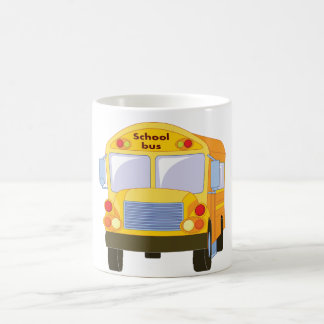 Yellow School Bus Mug