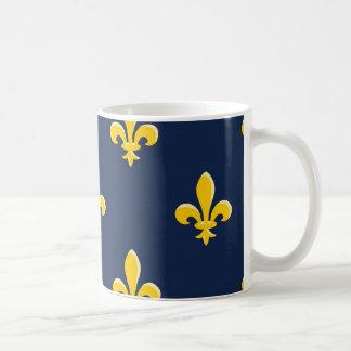 Yellow Scout Emblem Coffee Mug