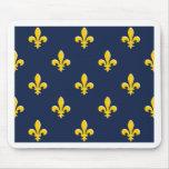 Yellow Scout Emblem Mousepad